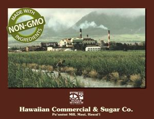 GMO-free sugarcane - Maui's largest crop